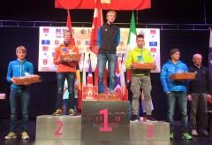Aurelien podium sprint